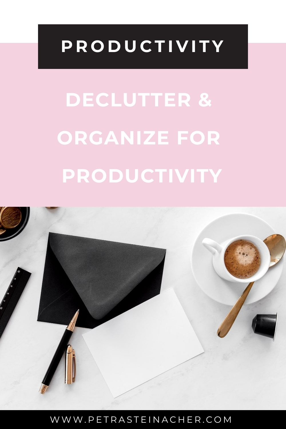 Declutter And Organize For Productivity