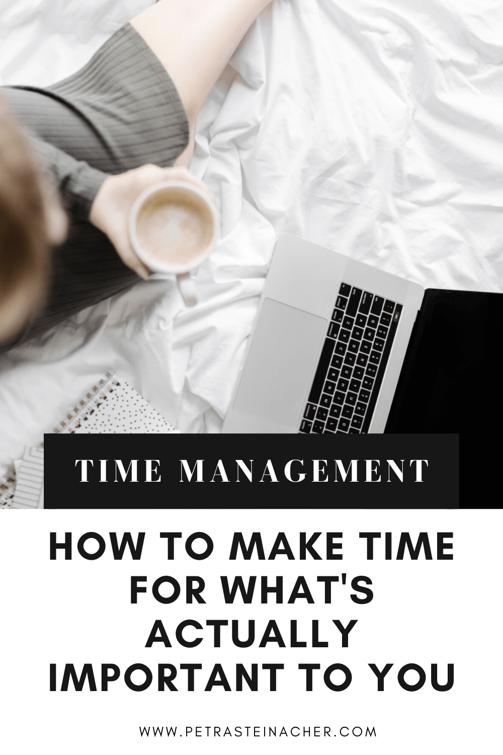 How to make time for what's actually important for you